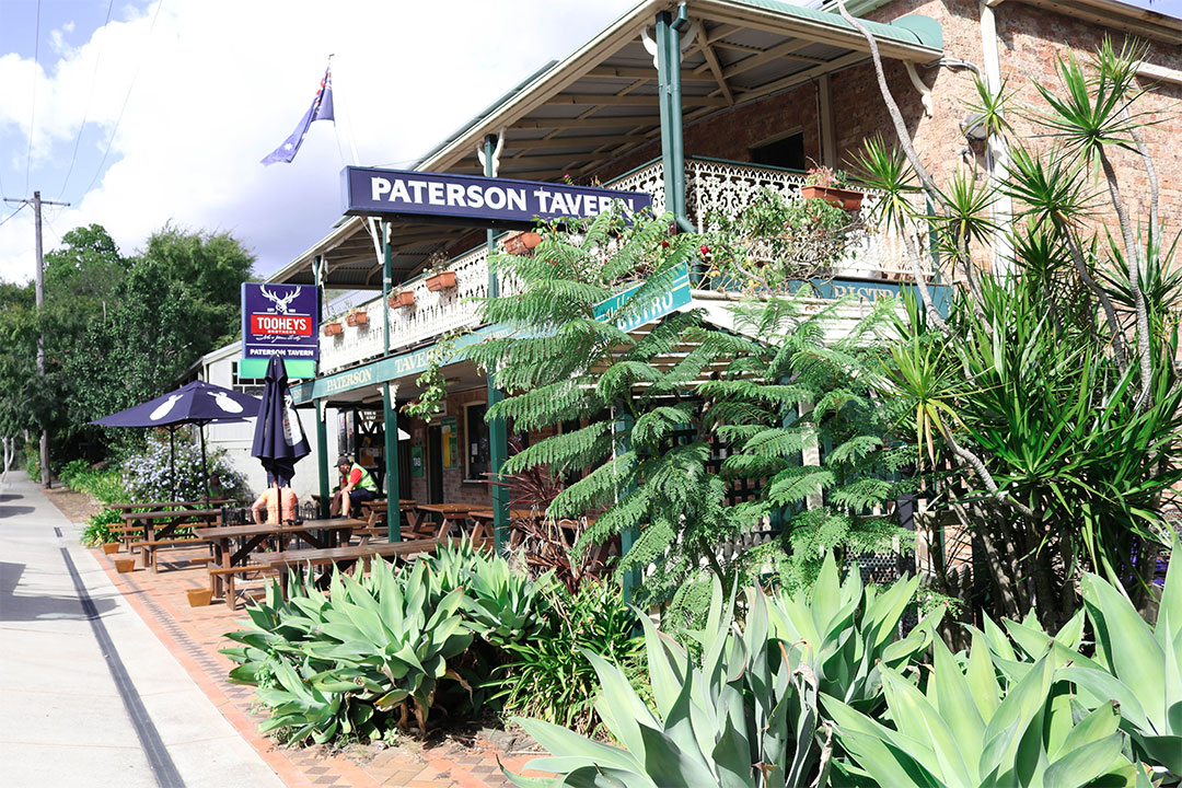 Paterson Tavern Yabbies Bistro